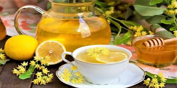 Ihlamur Çayının Hazırlanışı