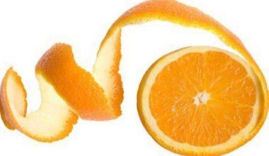 Portakal Kabuğunun Faydaları Nelerdir?