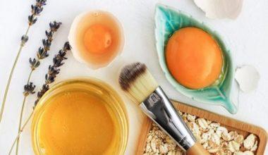 Yumurta ve Zeytinyağı Saç Maskesi Nasıl Yapılır